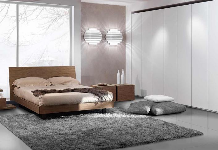 camere letto realizzazione arredamento 24