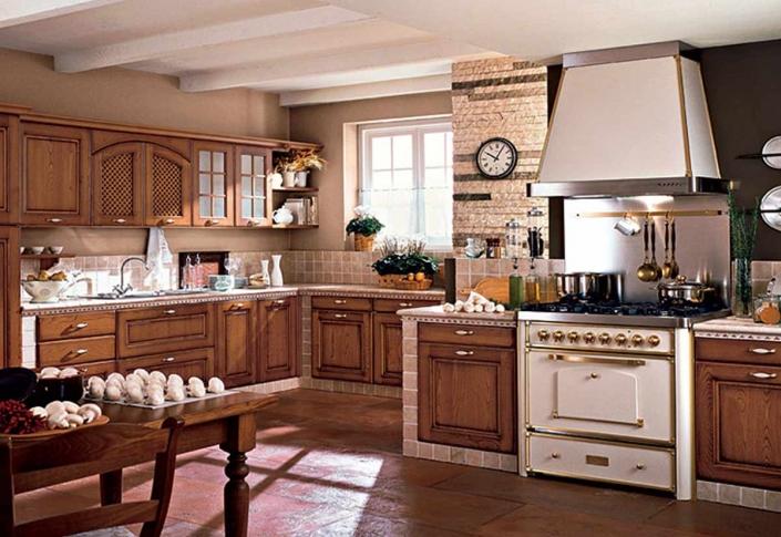 realizzazione arredamento cucina 16