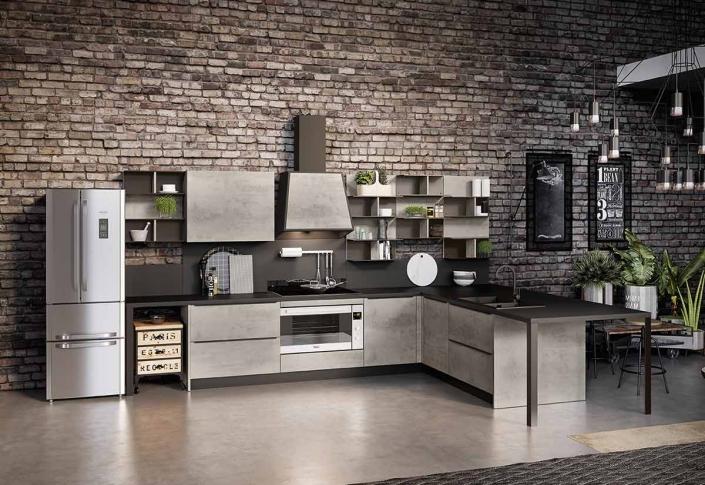 realizzazione arredamento cucina 18