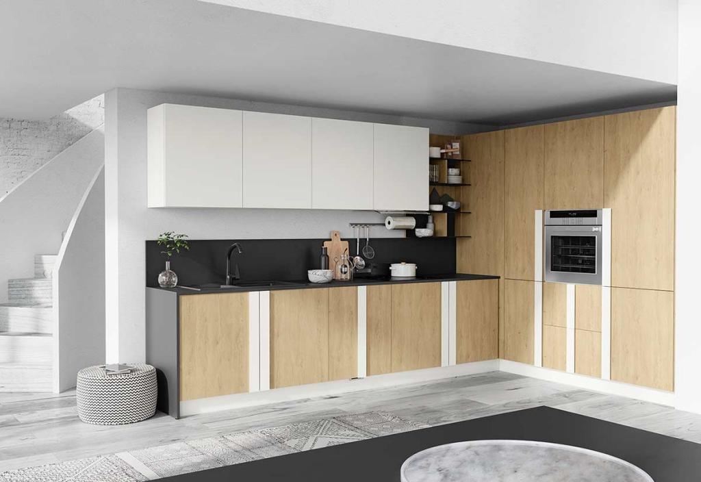 realizzazione arredamento cucina 19