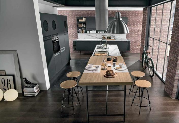 realizzazione arredamento cucina 4